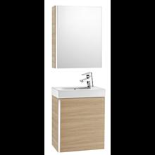 Móvel Roble com armário-espelho Mini Roca