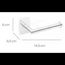Porta-rolos sem tampa SENSA CO2+