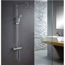 Coluna termostática de duche Londres - IMEX