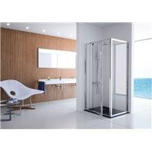 Painel de duche porta rebatível TR503 - KASSANDRA