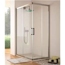 Painel de duche angular 2 portas de correr TR105 - KASSANDRA