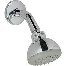Conjunto braço + chuveiro de duche ORDAL TRES
