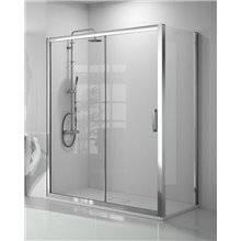Painel de duche angular porta de correr TR102 KASSANDRA
