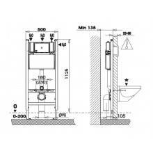 Cisterna SANFIX com suporte - Unisan Sanindusa