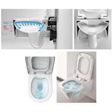 Sanita compacto suspensa Inspira Round _ Roca