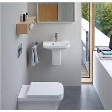 Lavatório mural 45 P3 Comforts - DURAVIT