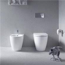 Bidé de chão e de encostar à parede Me by Starck - DURAVIT