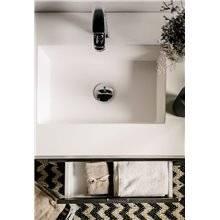 Bancada de casa de banho MAUI NATUGAMA