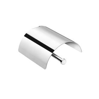 Porta-rolos de papel higiénico fino com tampa Logic - COSMIC