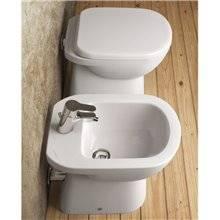 Sanita de chão compacta TEMPO Ideal Standard