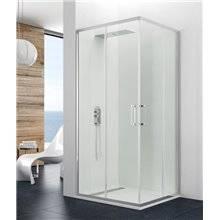 Painel angular de duche 2 portas de correr PRESTIGE - GME