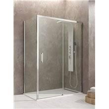 Painel angular de duche 1 porta de correr AKTUAL - GME