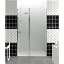 Painel frontal de duche fixo+rebatível de parede OPEN - GME