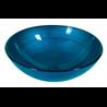 Lavatório sobre bancada BOWL BLUE - Dekostock