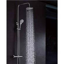 Coluna termostática de duche Creta - IMEX