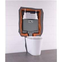 Cisterna de encastrar OLI74 PLUS Hidroboost
