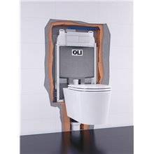Cisterna de encastrar OLI74 PLUS Simflex Pneumática