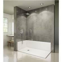 Painel de parede de casa de banho ARDESIA/STYLE - GME